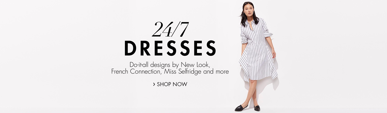 24/7 Dresses