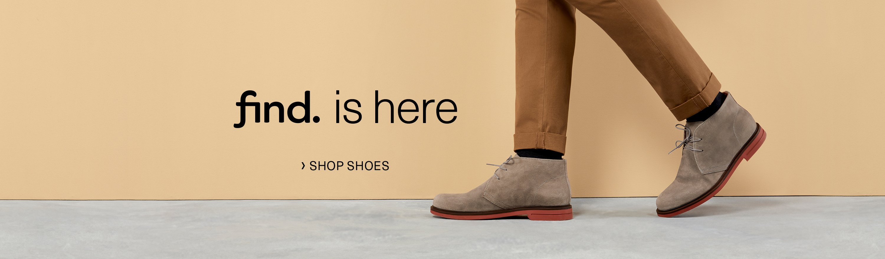 find. is here - Shop shoes