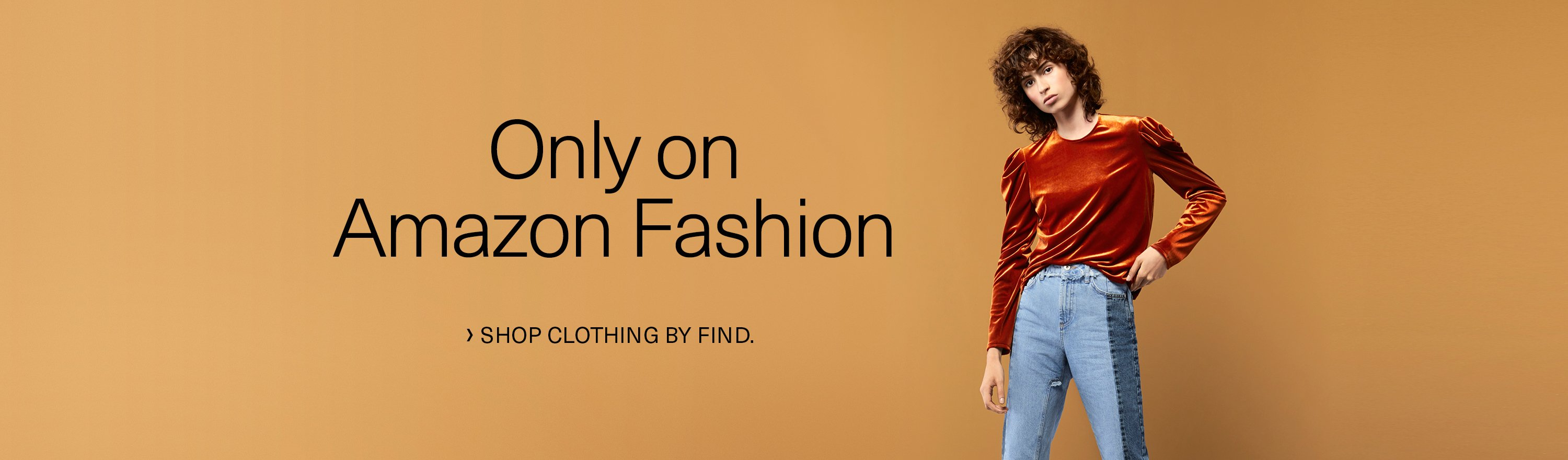 Only on Amazon Fashion - Shop clothing by find.