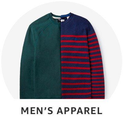Sale - Men's Apparel