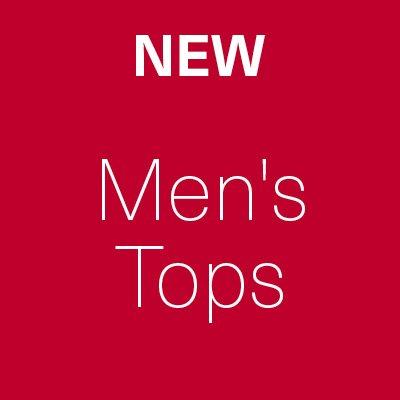 New Sale Lines Added - Men's Tops