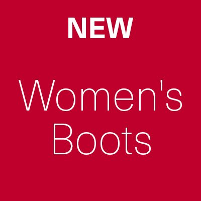 New Sale Lines Added - Women's Boots