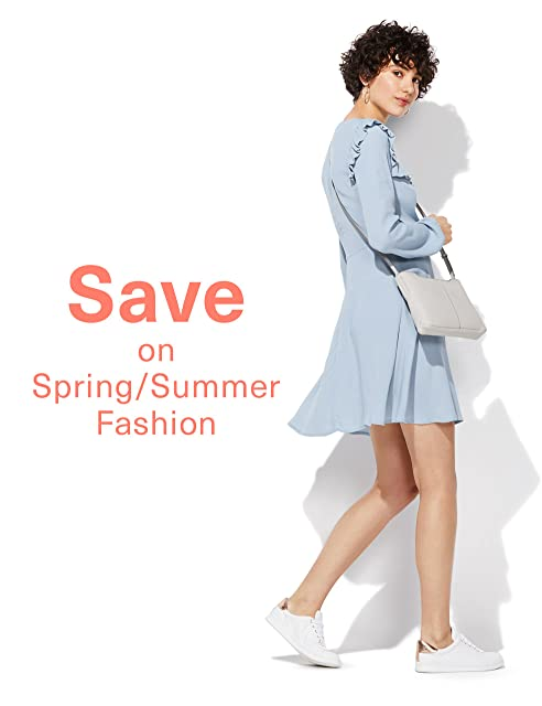 Save on spring/summer fashion