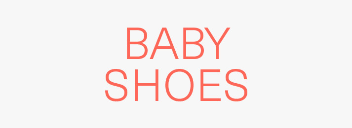 Save on baby shoes