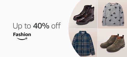 Amazon Fashion Mid-Season Sale