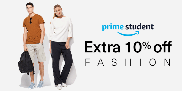 Extra 10% off selected clothing, shoes and bags