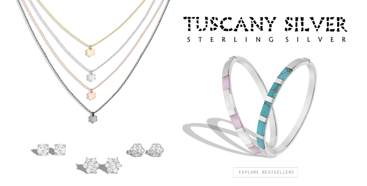 Tuscany Silver - Best Sellers
