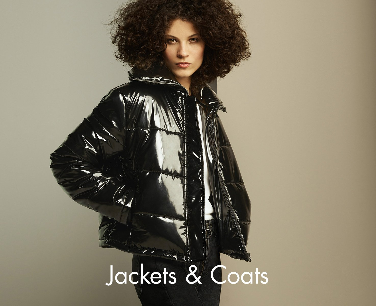 find. Jackets & Coats