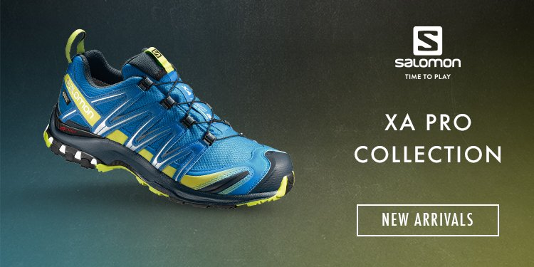 salomon xa pro 3d gtx dam review