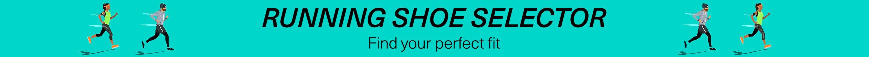 Running Shoe Selector