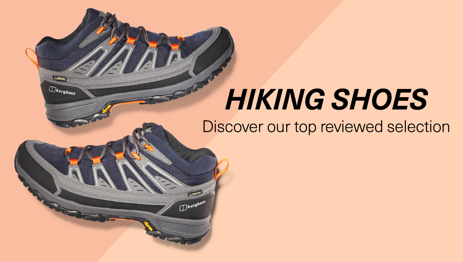 Top reviewed hiking shoes