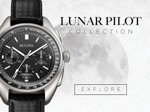 Bulova Wathces - Moon Watch