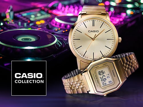 Casio Cellection