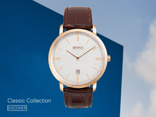 Amazon.co.uk  Hugo Boss Watches  Watches eb72f3b8b4d3