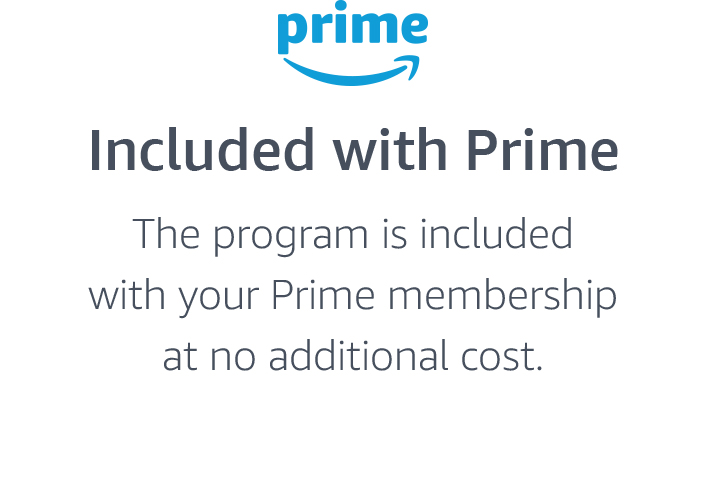 Include with Prime
