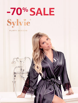 70% off Sylvie's lingerie
