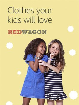 Red Wagon: Cool clothes for cool kids