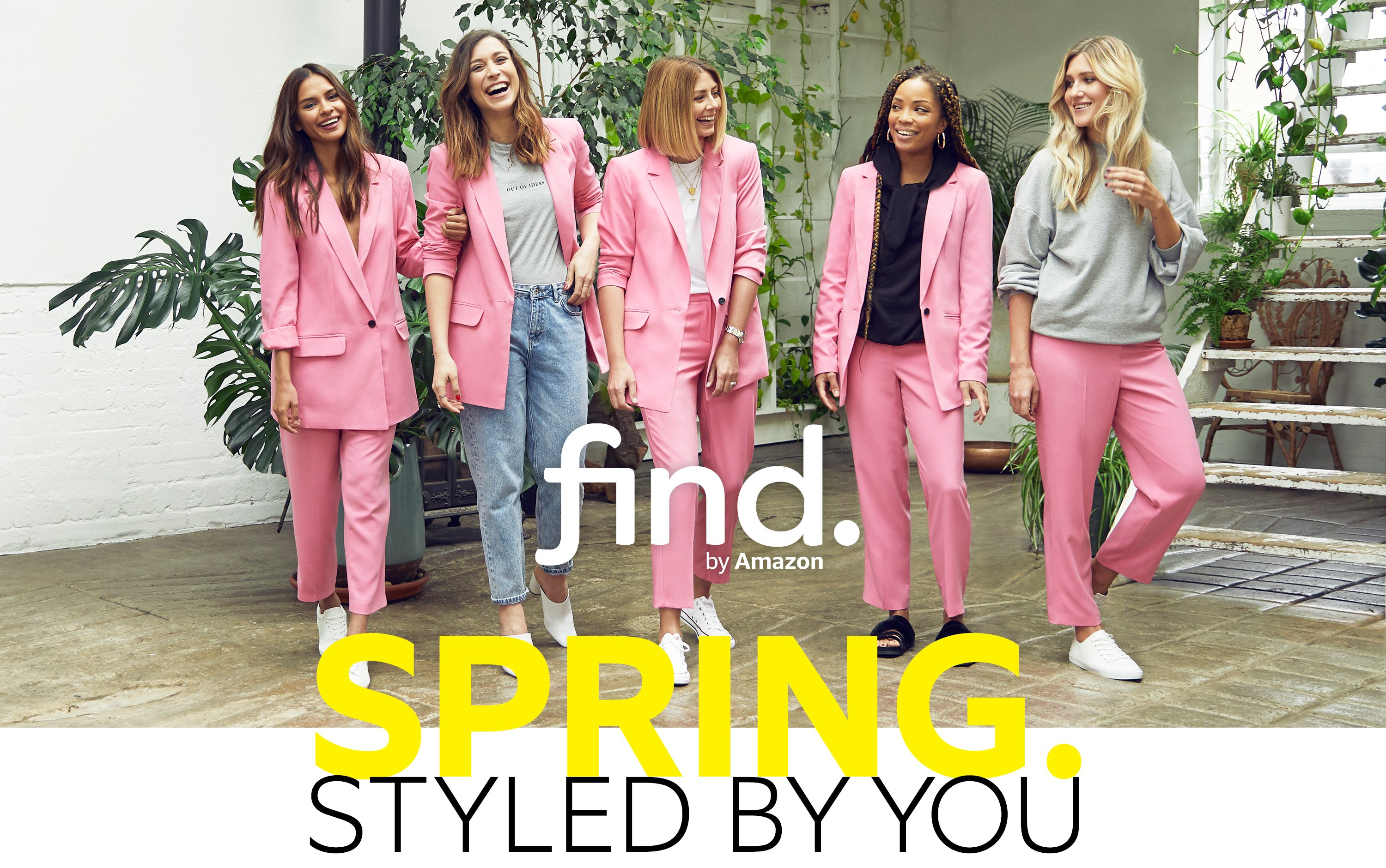 find. Spring Styled by You