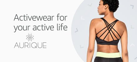 Aurique: Activewear for your active life
