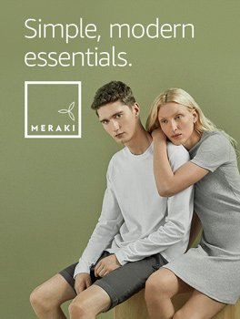 Meraki: Simple, Modern Essentials