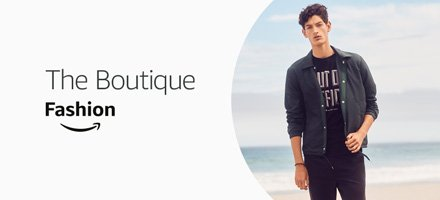 Amazon Fashion: The Boutique