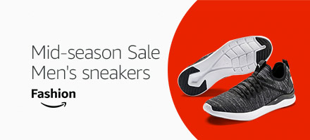 Mid-season sale: trainers