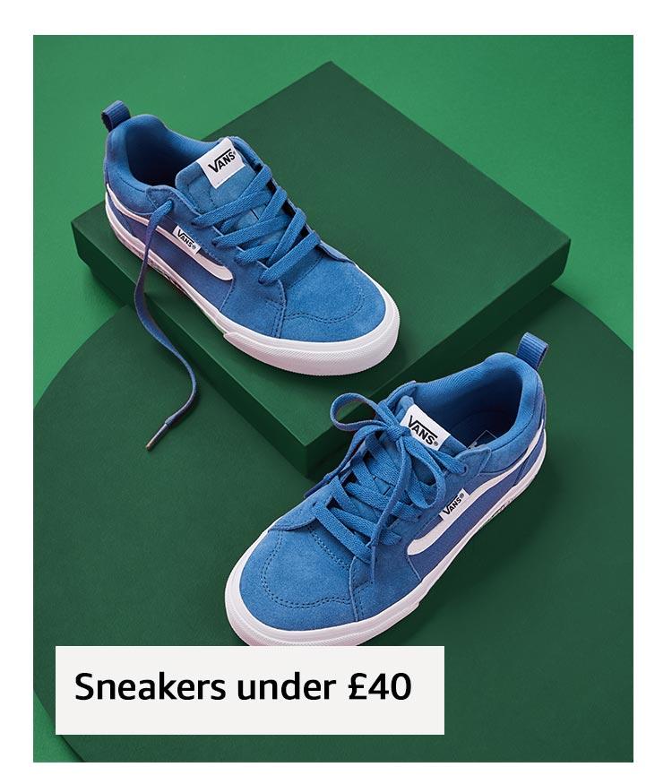 Sneakers under £40