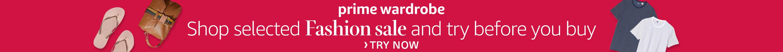 Prime Wardrobe Sale