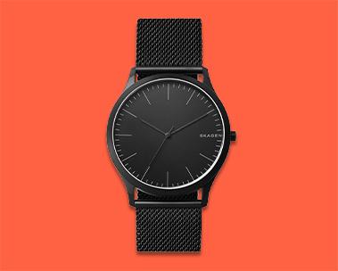 Deals in fashion: Men's watches