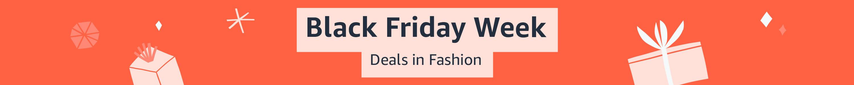 Black Friday Week Deals in Fashion
