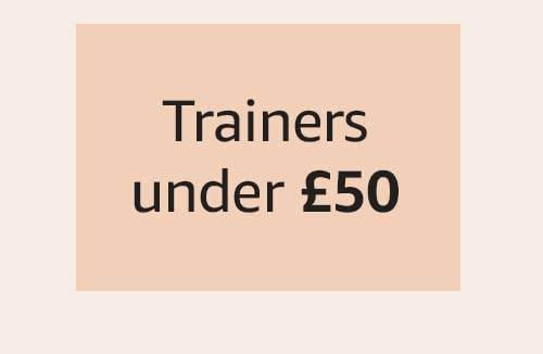 Trainers under £50