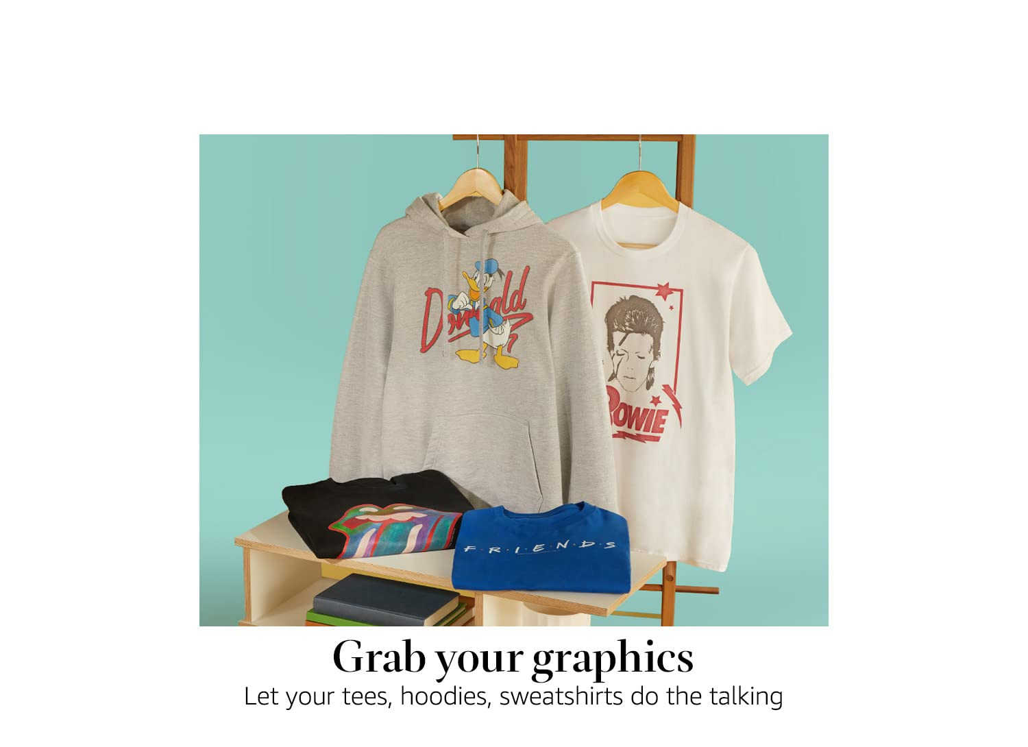 Grab your graphics