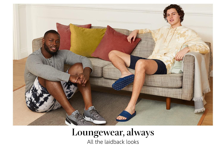 Loungewear, always