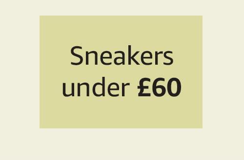 Sneakers under £60