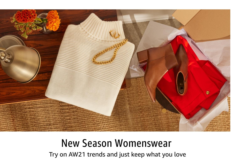 New Season Womenswear