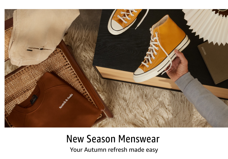 New Season Menswear