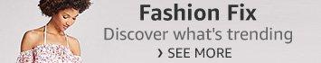 Fashion Fix | Amazon Fashion