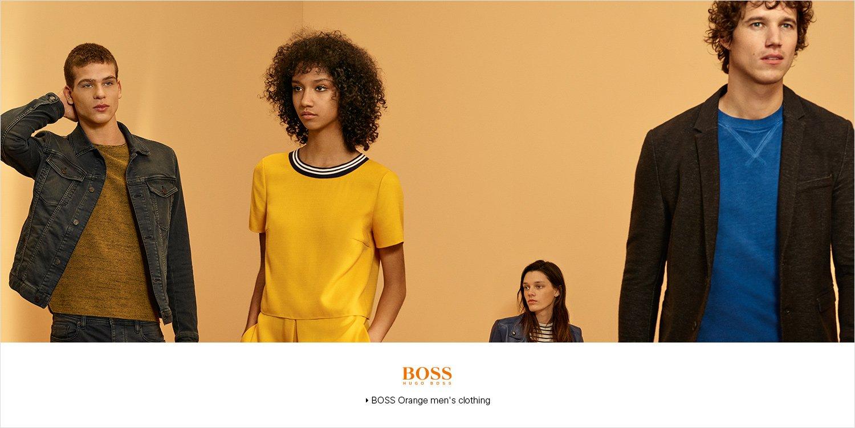 BOSS Orange Men's Clothing