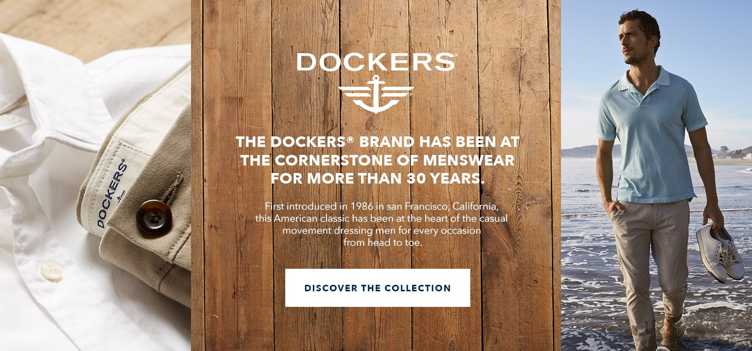 Dockers New Collection