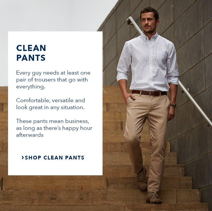 Dockers Clean Pants