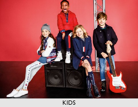 Tommy Hilfiger Kids's Clothing