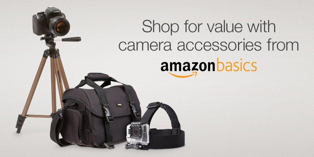 AmazonBasics Camera Accessories