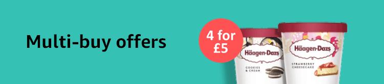 Multi-buy offers