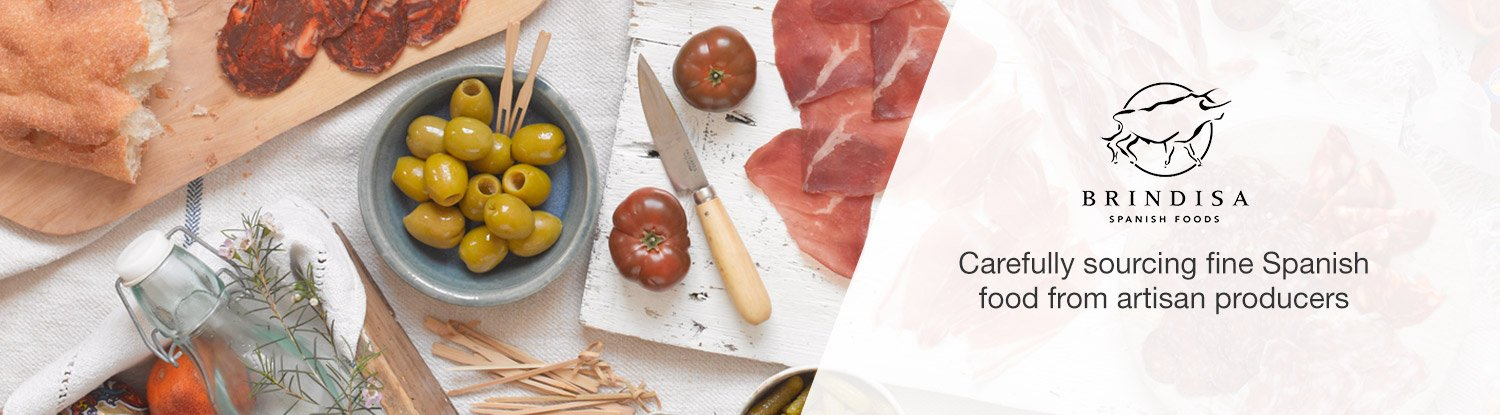 Brindisa--Carefully sourced fine Spanish food for nearly 30 years.