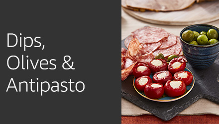 Dips, Olives & Antipasto