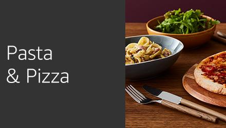Pizza, Pasta & Sauces