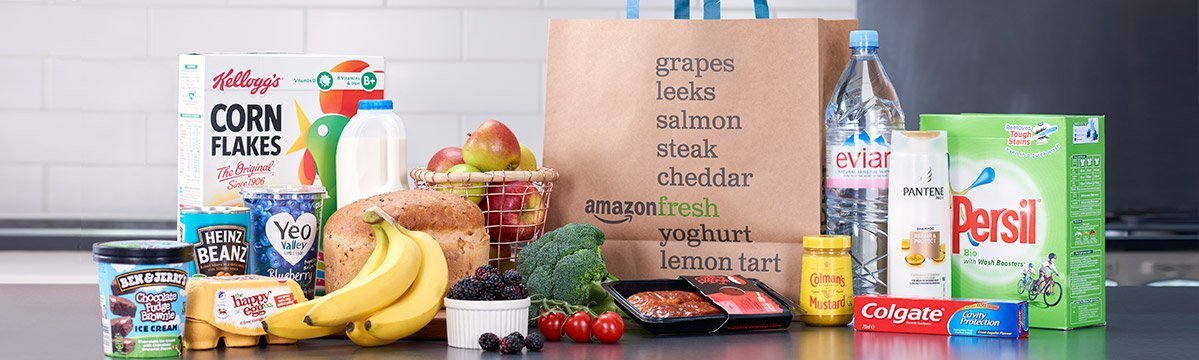 Amazon.co.uk: AmazonFresh Learn More