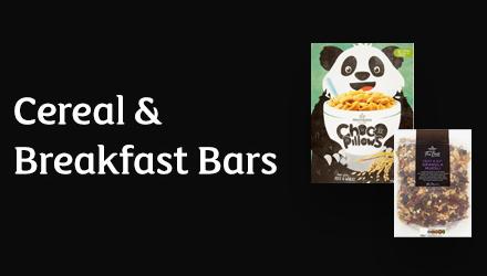 Cereal & Breakfast Bars