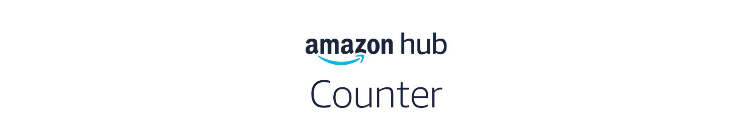 Amazon Hub - Counter
