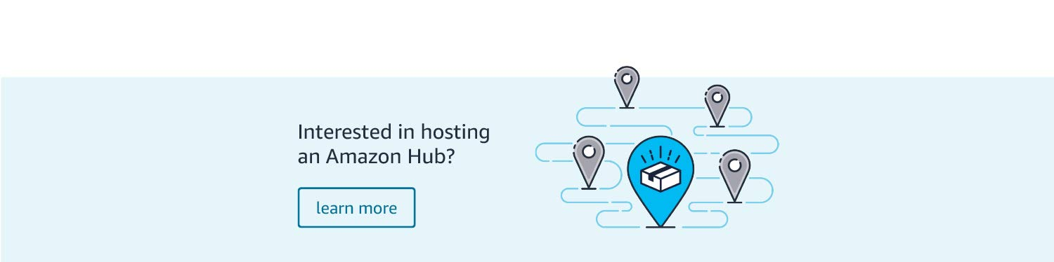Interested in hosting an Amazon Hub?